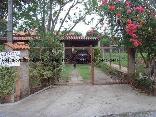 Imagem 1 de 15 de Chácara Para Venda Em Limeira, 2 Dormitórios, 2 Banheiros, 3 Vagas - 1615_1-603191