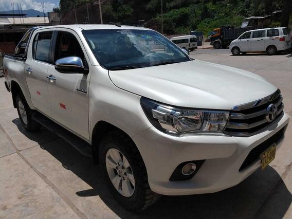 Se Vende Toyota Hilux 2018 Srv