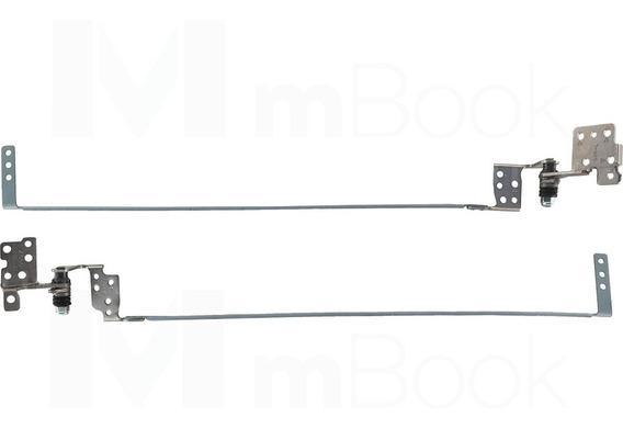 Dobradiça P/ Notebook Asus F550lb F550lc X550 Par