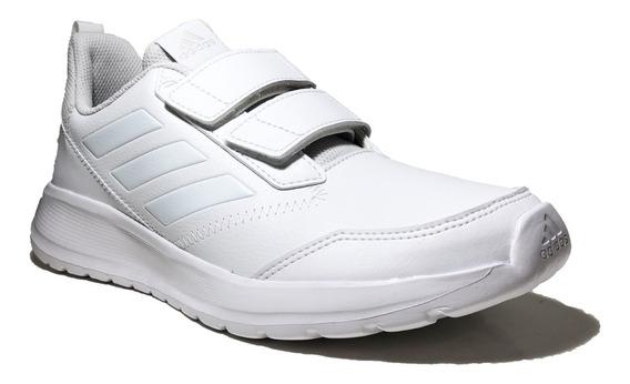 Tenis adidas Escolar Altarun Cf K Blanco - Niño Running Cm8588