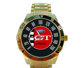Relógio Velocímetro Maverick Dourado Gt 5758g