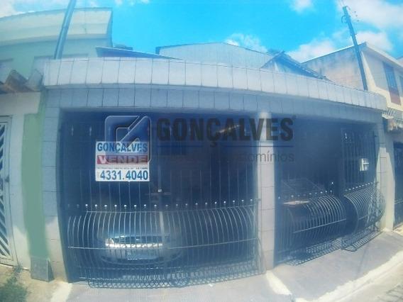 Venda Casa Terrea Sao Bernardo Do Campo Nova Petropolis Ref: - 1033-1-137642
