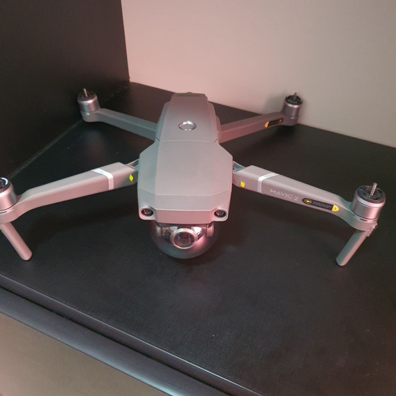 Drone Dji Mavic 2 Zoom + Fly More Combo + Filtros Nd