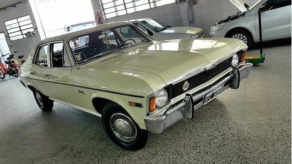 Chevy Super 1976 De Fábrica.kms Reales.permutaría Ver Cond.
