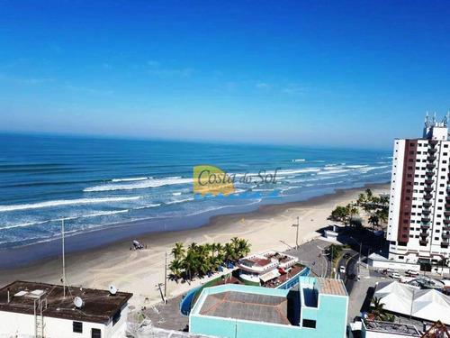 Imagem 1 de 29 de Cobertura Com 5 Dormitórios À Venda, 340 M² Por R$ 1.500.000,00 - Vila Assunção - Praia Grande/sp - Co0046