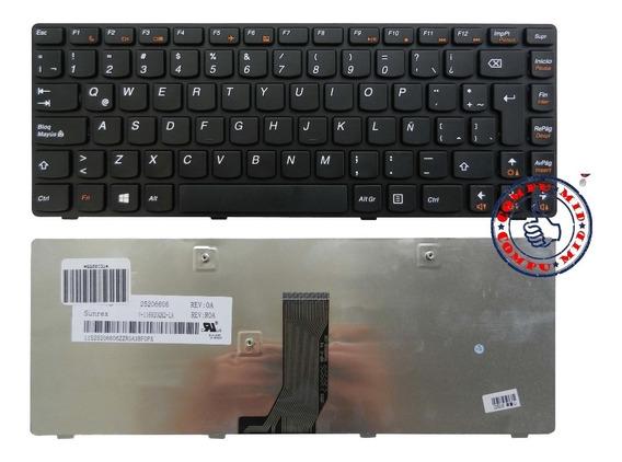 Teclado Lenovo G480 G485 G480a G485a Español Negro