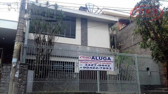 Casa Residencial Para Locação, Jardim São Paulo(zona Norte), São Paulo. - Ca0692