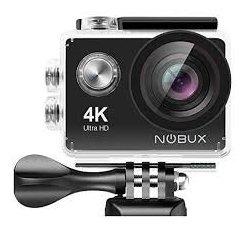 Câmera Esportiva 4k Fullhd Nobux Nx3 + Nf + Brinde + Novo