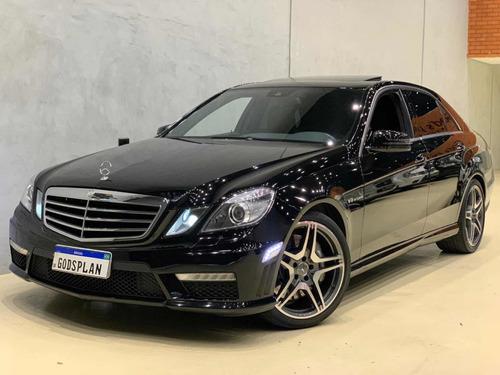 Mercedes-benz Classe E 5.5 V8 32v Bi-turbo