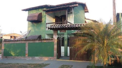 Imagem 1 de 23 de Casa Com 3 Dormitórios À Venda, 197 M² Por R$ 2.000.000,00 - Itapeba - Maricá/rj - Ca15667
