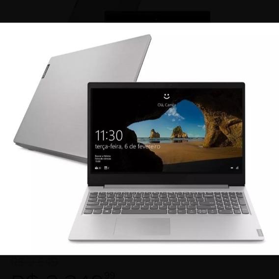 Notebook Lenovo Ultrafino Ideapad S145 I5-826u 8gb 1tb Wind