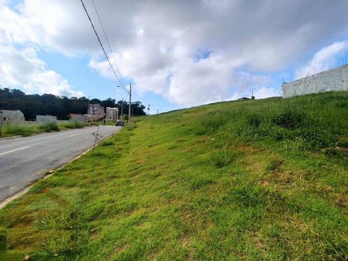 Terreno À Venda, 125 M² Por R$ 70.000,00 - Jardim Atalaia - Cotia/sp - Te0439