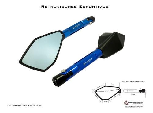 Retrovisor Esportivo Procton Racing Xj6