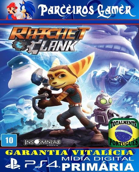 Ratchet & Clank - Total Português - Ps4 1 - Mídia Digital