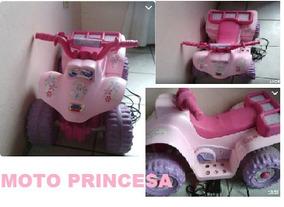 Carro Fisher Price Princesa Para Niñas