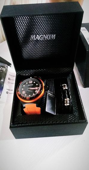 Relógio Magnum Masculino