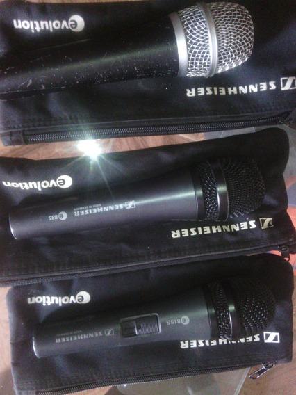 Microfonos Sennheiser