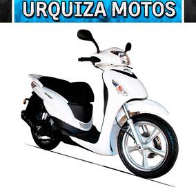 Moto Scooter Mondial Md 150 N 150n 0km Urquiza Motos