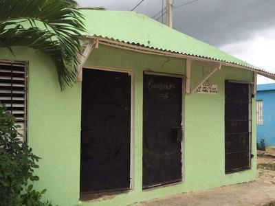 Gran Oportunidad Casa Y Mejora En La Romana
