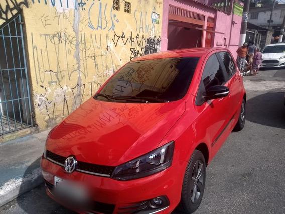 Volkswagen Fox Run Motor: Msi 1.6 Vermelho 5 Portas