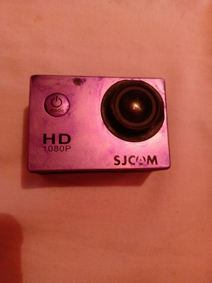 Sjcam J4000 Com Microfone Externo