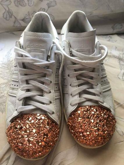 Tênis adidas Superstar Metal Toe