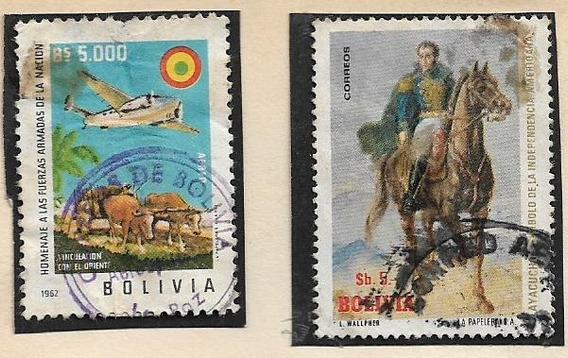 Estampilla Bolivia Antigua