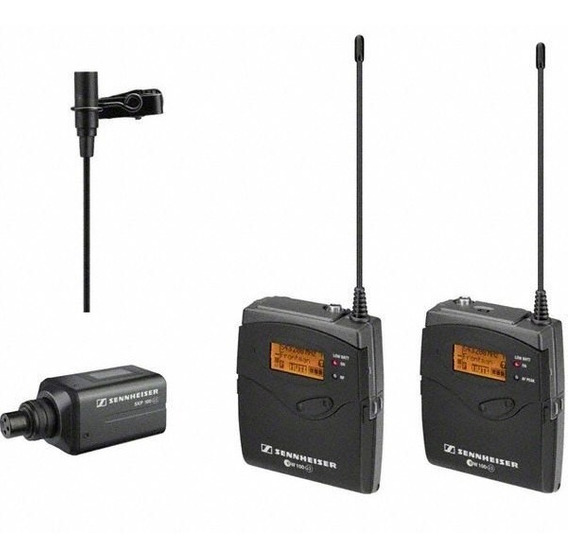 Sistema De Microfone Sennheiser Ew100-eng G3 Transmissor