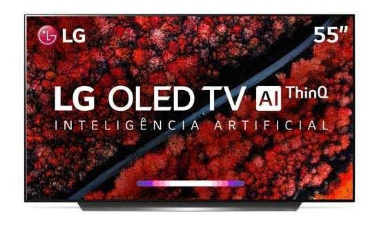 Smart Tv 4k LG Oled Ai 55 Ultra Hd Oled55c9ssc