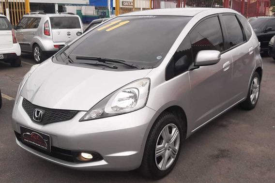 Honda Fit Dx 1.4 Flex Completo 2011