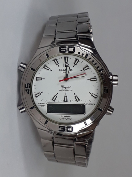 Reloj Original Omax Quartz Para Caballero Cod026