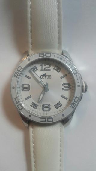 Reloj Lotus Acero Modelo 15783