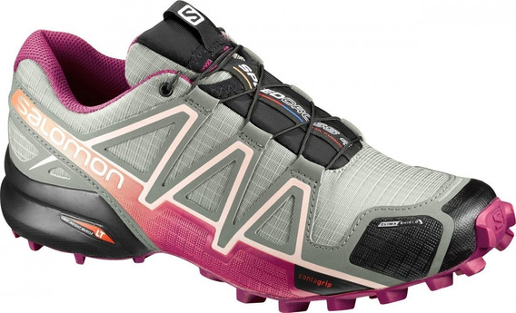 Tênis Salomon Speedcross 4 Cs Feminino.