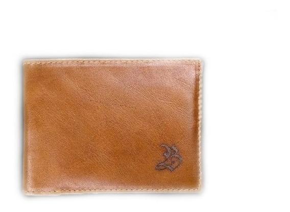 Billetera Braun Custom Straps De Cuero Con Portapúas Y Púa