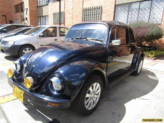Volkswagen Escarabajo 1.5 Mt