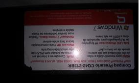 Carcaça Completa Notebook Compaq Presario Cq42 -213br