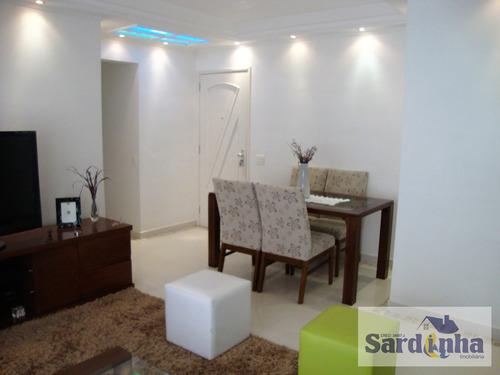 Imagem 1 de 13 de Apartamento À Venda - Vila Progredior - Sp - 3968