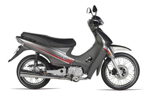 Yumbo Max 110  Motos Moto Nueva 0km Pollerita 2021 - Fama