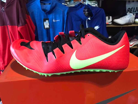 Nike Zoom Ja Fly Atletismo Picos Tartan Spikes 29 Cms.