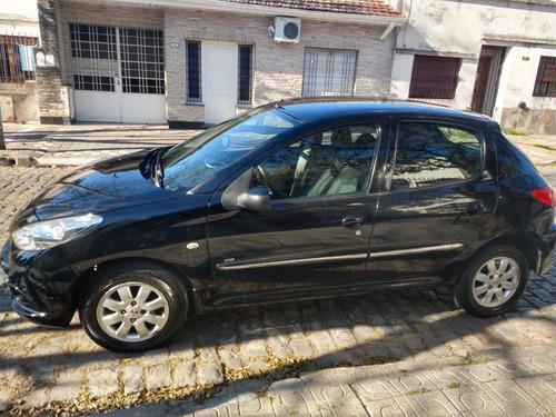Peugeot 207 2012 1.4 Xs Hdi 5 Puertas, Negro