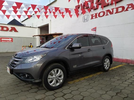 Honda Cr-v Exl 2013 4x4 Acero Moderno