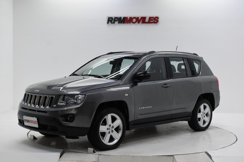 Jeep Compass Limited Automatica 4x4 2013 Rpm Moviles