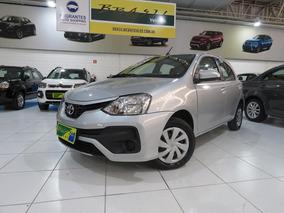 Toyota Etios Hatch 1.5 Xs 16v Flex Completo C/ Volante Mult