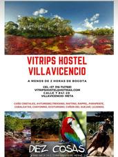 Hospedaje Y Planes De Aventura En Villavicencio Meta