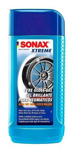 Sonax Xtreme Gel Brillo Duradero Neumaticos Cubiertas 250ml