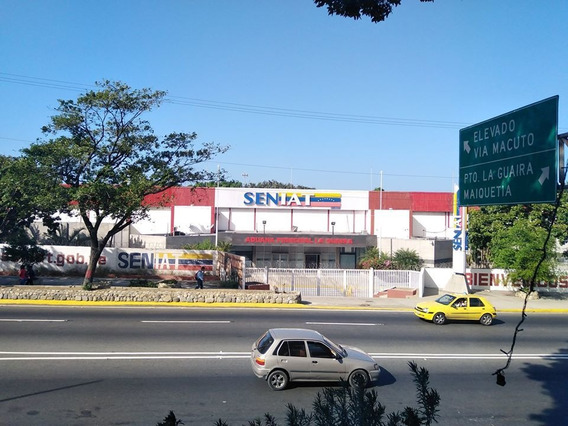Inmueble En Centro De Maiquetia / Via Principal De La Guaira
