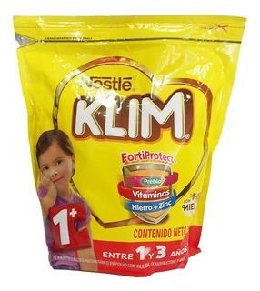 Leche Klim 1+(1-3 Años) Fortiprotect Bolsa X 2000gr