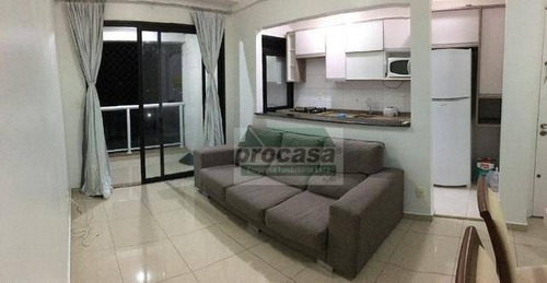 Imagem 1 de 7 de Apartamento Com 2 Dormitórios À Venda, 59 M² Por R$ 350.000,00 - Ponta Negra - Manaus/am - Ap3028
