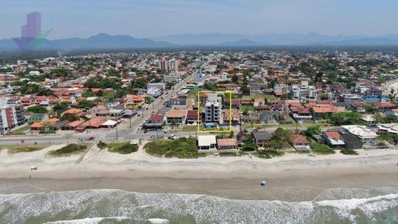 Apartamento Com 2 Dormitórios À Venda, 65 M² Por R$ 333.000,00 - Jardim Perola Do Atlântico - Itapoá/sc - Ap0087