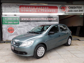 Volkswagen Gol Trend 1.6 Pack I 2012 Rpm Moviles